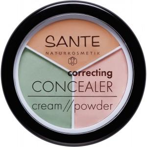Sante, БИO-Консилер 3 Actions корректирующий, 6г