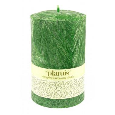 PLAMIS, Свеча из натурального пальмового воска, (высота 120мм, диаметр 76мм)
