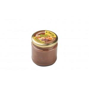 MANTECA, Натуральна арахісова паста з медом і кєробом, 180г