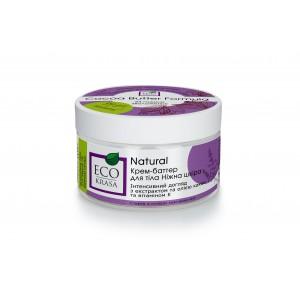 ECO KRASA, Натуральний Крем - баттер для тіла. Ніжна шкіра, 230мл
