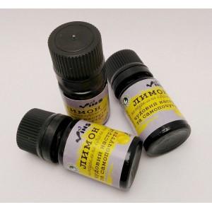 VINS, Натуральна ефірна олія лимону, 5мл