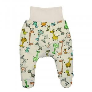 СОФИЯ, Ползунки Жирафы 100%  хлопок, размер 86