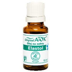 Original ATOK, Масло для ухода за ногтями Эластол N, 10 мл