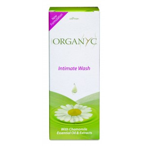 Corman Organyc, Мягкое органическое мыло для интимной гигиены, 250 мл