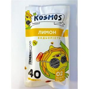 KOSMOS, Натуральний батончик ЛИМОН бадьорість, 40г