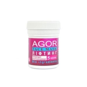 "AGOR (АГОР), полісахаридними маска ""ЛІФТІНГ"", 8 гр (5 масок)"