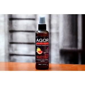 "AGOR (агора), Тонік ""Гідролат грейпфрут-бергамот"", 100мл спрей"