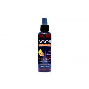 """AGOR (агора), Тонік """"Гідролат персик-виноград"""", 100мл спрей"""