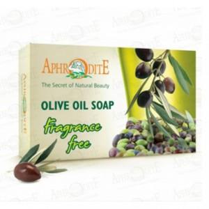 APHRODITE, Натуральное Оливковое мыло 90%, 100г
