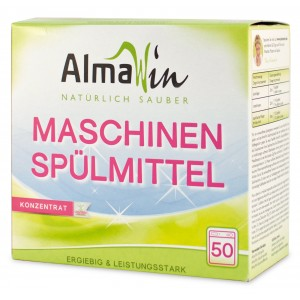 AlmaWin, Концентрований порошок для посудомийних машин Альмавін, 1250 гр = 50 циклів миття посуду
