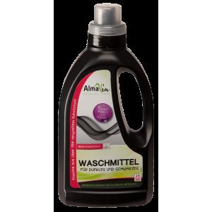 AlmaWin, Органическое Концентрированное жидкое средство для стирки черных и темных вещей, 750мл