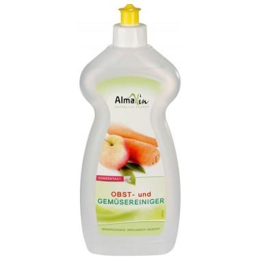 AlmaWin, Концентрированное чистящее средство для овощей и фрутков, 500 мл