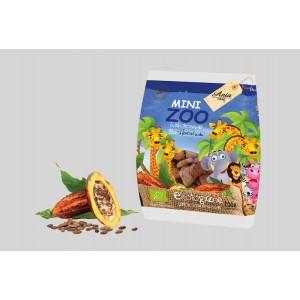Ania, Органическое печенье с какао Мини-зоопарк, 100г