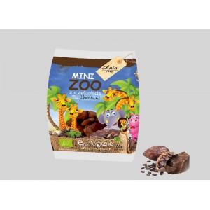 Ania, Органическое печенье с кусочками шоколада Мини-зоопарк, 100г
