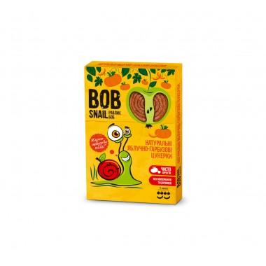BOB SNAIL Равлик Боб, Натуральні цукерки ЯБЛУЧНО-гарбузовий, 120г