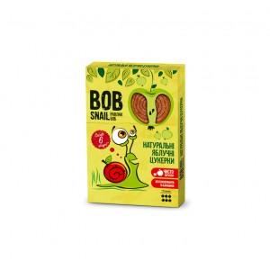 BOB SNAIL Равлик Боб, Натуральные конфетки ЯБЛОЧНЫЕ, 120г