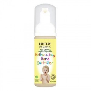 Bentley Organic, Органический очиститель рук для детей и взрослых 50 мл