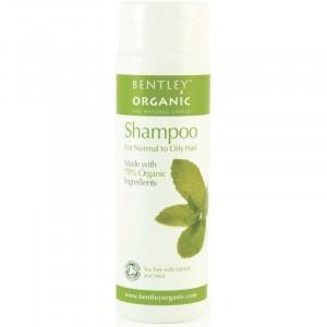 Bentley Organic, Органический Шампунь для нормальных и жирных волос, 250 мл