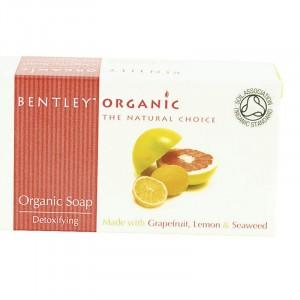 Bentley Organic, Органическое мыло «Детокс», 150 г