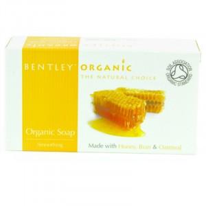 Bentley Organic, Органическое мыло «Сглаживающее», 150 г