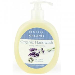 Bentley Organic, Органическое жидкое мыло «Успокаивающее и увлажняющее», 250 мл