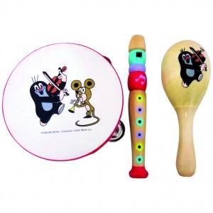 Bino, Набор музыкальных инструментов - Кротик