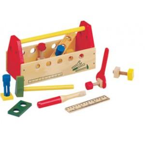 Bino,  Ящик с набором инструментов