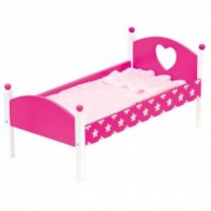 Bino, Кроватка с одеялом