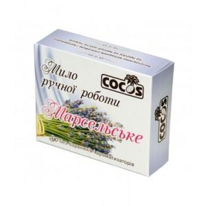 COCOS, Натуральное мыло Марсельское, 100г