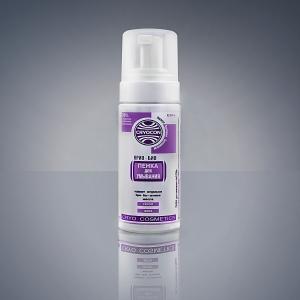 CRYO COSMETICS, Натуральная очищающая пенка для умывания с крио-био-активными маслами укропа и мяты, 150мл