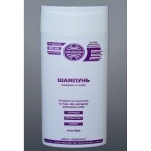 CRYO COSMETICS, Натуральный шампунь на натуральных Крио-Био-активных маслах розмарин - корица - грецкий орех, 250мл