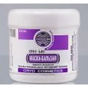 CRYO COSMETICS, Маска-бальзам для сухих і пошкоджених волосся на натуральному Кріо-Біо-Активному олії зародків пшениці, 250мл