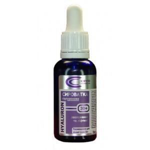 CRYO COSMETICS, гіалуронова сироватка для обличчя 30+, 30 мл