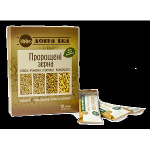Choice, Проросшие зерна овса, ячменя, пшеницы, кукурузы, 10 стиков по 10 г = 100 гр