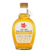 Cleary's, Чистый канадский Кленовый Сироп ЭКСТРА СВЕТЛЫЙ, Бутылка LEONE, CANADA #1 EXTRA LIGHT, 250 мл
