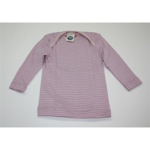 Cosilana, Кофточка з довгим рукавом з 100% органік бавовни, Колір: Рожевий верес