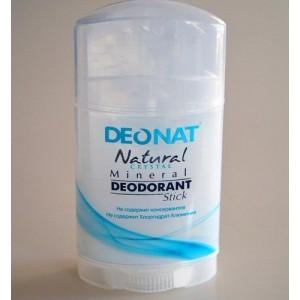 Deonat, Кристалл - Деонат  цельный (без плавления и вмешательства в структуру минерала), плоский вывинчивающийся, 100 гр