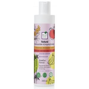 ECO KRASA, Натуральный Бальзам-кондиционер оживление волос, 250мл
