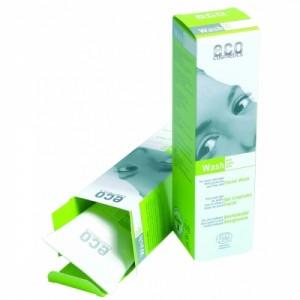 ECO cosmetics, Средство для умывания Виноградный лист и зеленый чай, Эко косметикс Facial Wash, 125 мл