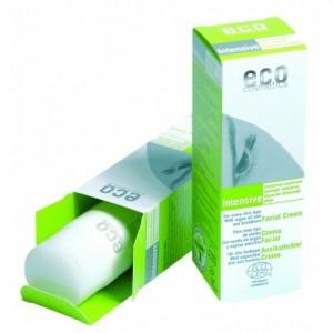 ECO cosmetics, Интенсивный крем для зрелой кожи с маслом аргании и облепихой, Эко косметикс Intensive Face Cream, 50 мл