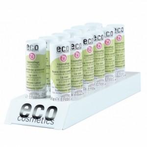 ECO cosmetics, Бальзам для губ с экстрактом граната и оливковым маслом, Эко косметикс Lip Care, 4 г
