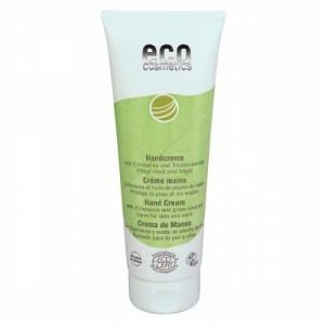 ECO cosmetics, Крем для рук з екстрактом ехінацеї і оливковою олією, Еко косметикс Hand Cream, 125 мл