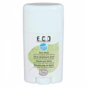 ECO cosmetics, Дезодорант-стик Листья оливы и мальвы, Эко косметикс Deodorant stik, 50 мл