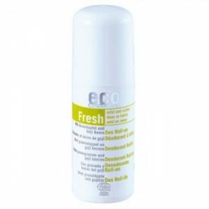 ECO cosmetics, Роликовый дезодорант с экстрактом граната и ягод годжи, Эко косметикс Deodorant Roll On, 50 мл