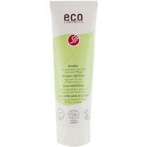 ECO cosmetics, Бальзам для волос Облепиха и оливковое масло, Эко косметикс Deep Conditioner, 125 мл