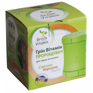 Green Vitamin, Проращиватель зерен и семян Грин Витамин