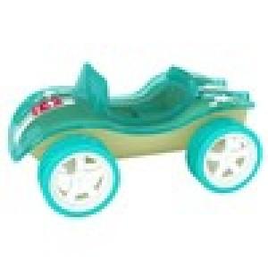 """HAPE, Деревянная игрушка Машинка из бамбука с пластиковыми элементами """"Beach Buggy"""" Eco-design, возраст от 3-х до 99 лет, цвет мятный"""