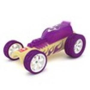 """HAPE, Деревянная игрушка Машинка из бамбука """"Hot Rod"""" Eco-design, возраст от 3-х до 99 лет, цвет лиловый"""