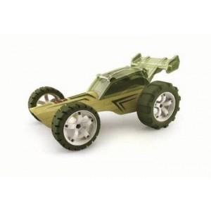 """HAPE, Деревянная игрушка Машинка из бамбука """"BAJA"""" Eco-design, возраст от 3-х до 99 лет, цвет хаки"""