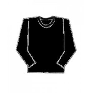 Hocosa, Жіноча кофта з шелко-вовни (30% шовк, 70% органічна мериносова шерсть) з круглою горловиною, Кольорова